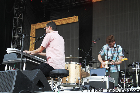S. Carey @ Boston Calling 2014, Saturday