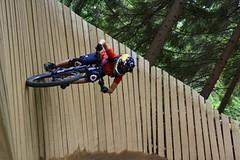 Bikepark Špičák: lesní panna pro začátečníky