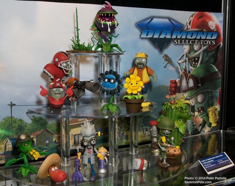 Plants vs zombies - Plants vs zombies garden warfare toys ...