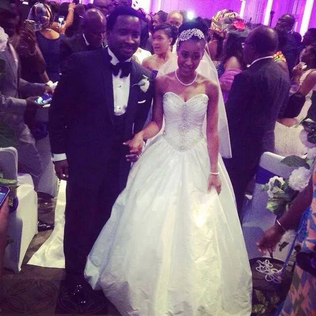 Ghanaian International Gospel Minister Sonnie Badu grabs a wife