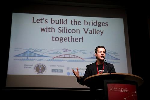 SV2B: Silicon Valley Comes 2 Baltics Vilniuje