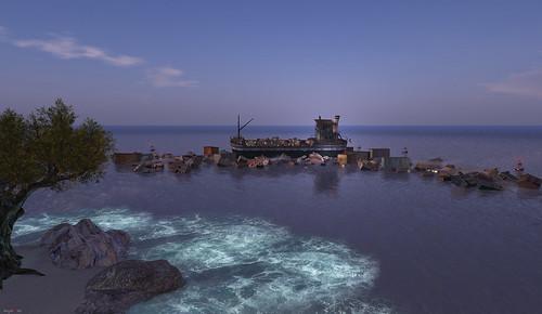 landscape sl secondlife virtualworld morgananagorski micimaginrium
