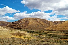 Cottonwood Canyon State Park, August 23, 2014