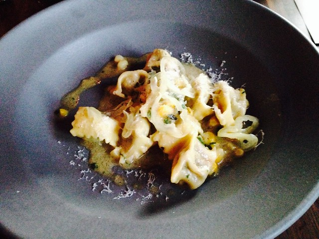 Beef agnolotti - Flour and Water