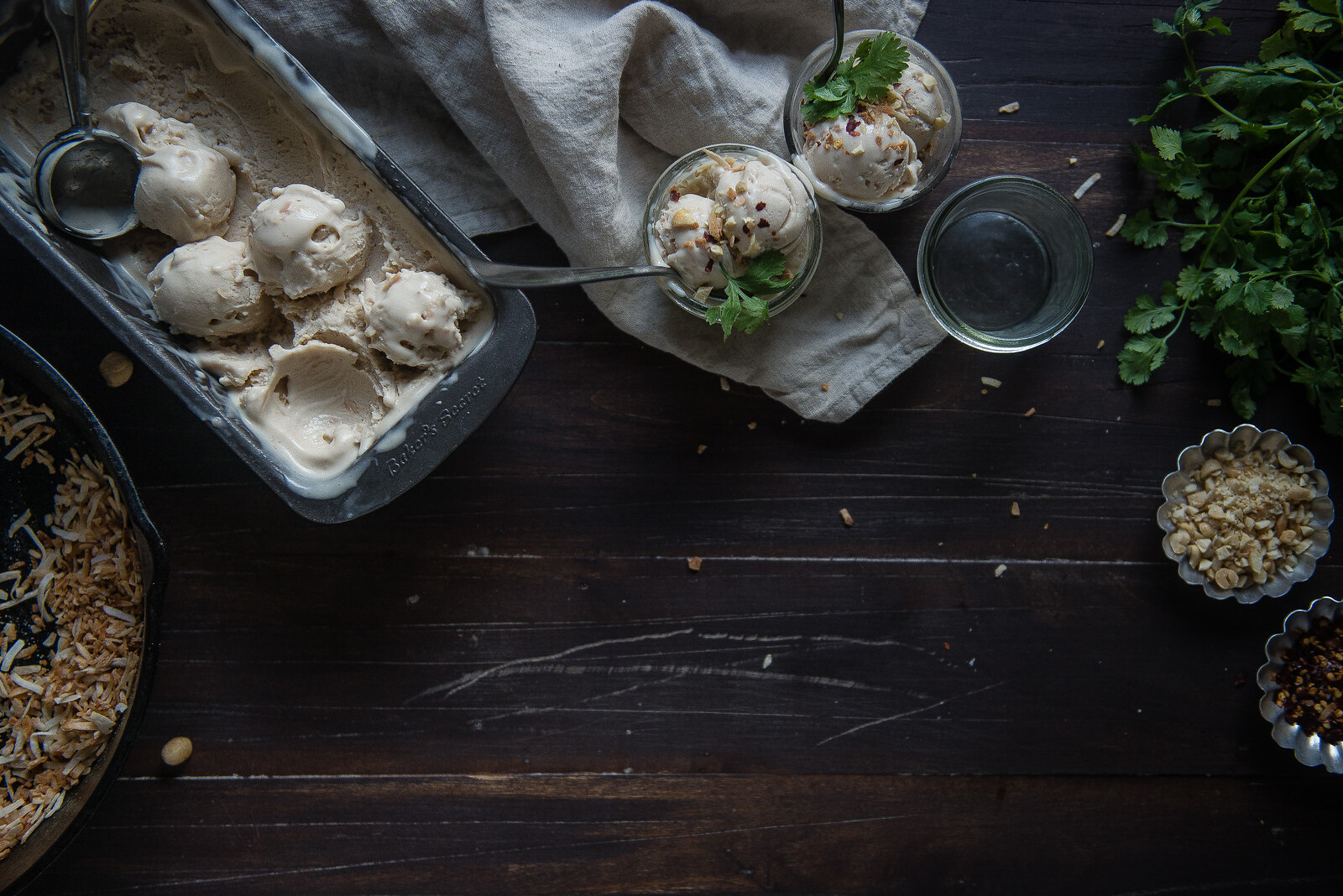 vegan bangkok peanut ice cream