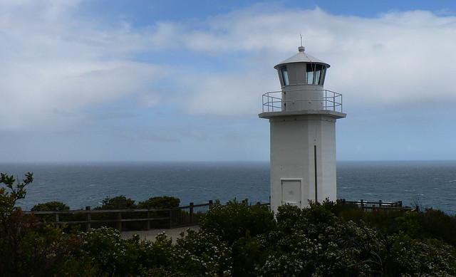 Cape Liptrap Lighthouse.