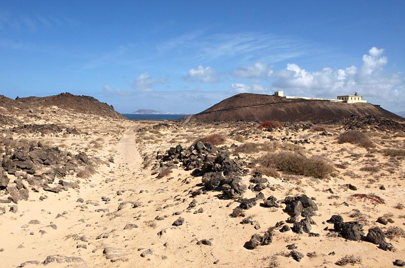 Faro de Lobos, Isla de Lobos, Fuerteventura