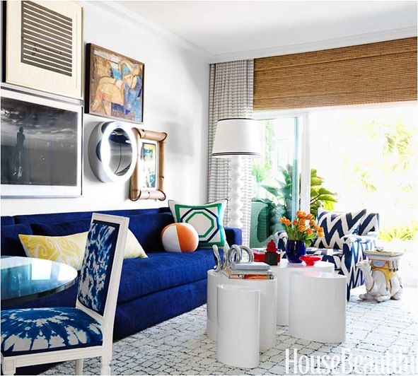 high window treatments