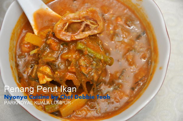 Nyonya Cuisine by Debbie Teoh PARKROYAL KUALA LUMPUR 5