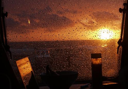 sunset wales cymru campsite pengarreg lumixg2 panasoniclumixg2
