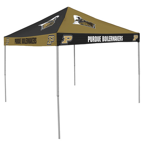 Purdue Boilermakers Checkerboard Tailgating Tent