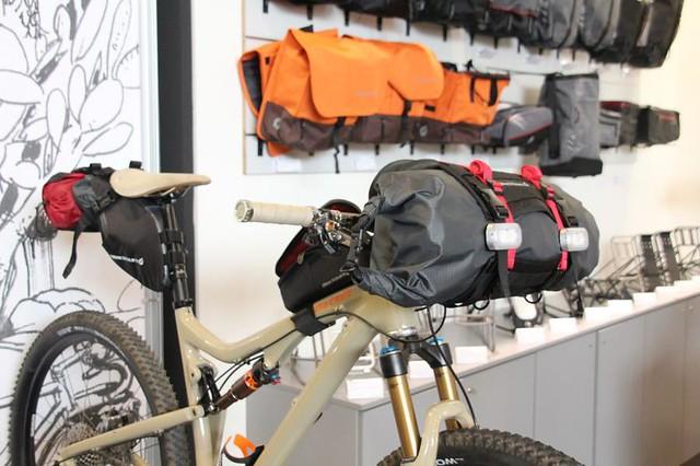 Blackburn bikepacking gear