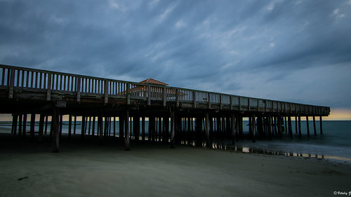 travel cloud beach nature sunrise virginia pier nikon newday buckroebeach