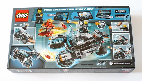 LEGO Ultra Agents 70162 Infearno Interception box2