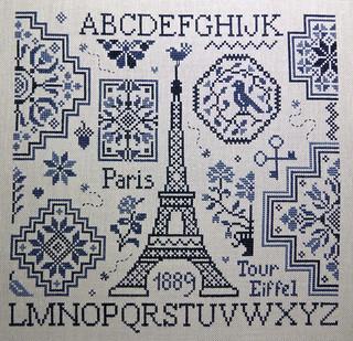 Jardin Prive - Eiffel Quaker