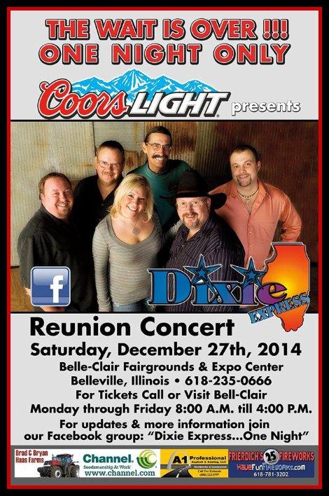 Dixie Express 12-27-14