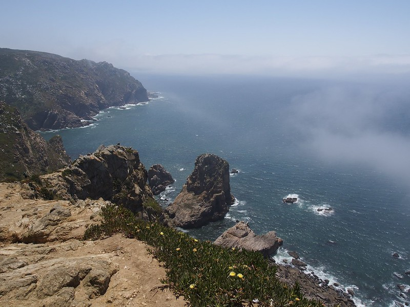 Cabo da Roca, Portugal, Atlantic Ocean, cliffs, travel