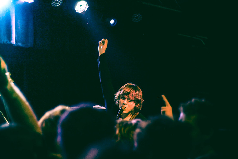 Ty Segall @ The Waiting Room | 9.25.14