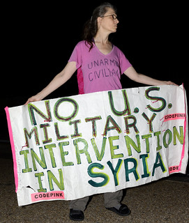 President Obama Declares More War But Some Americans Disapprove 4