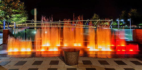 Fountains on Fire by Geoff Livingston