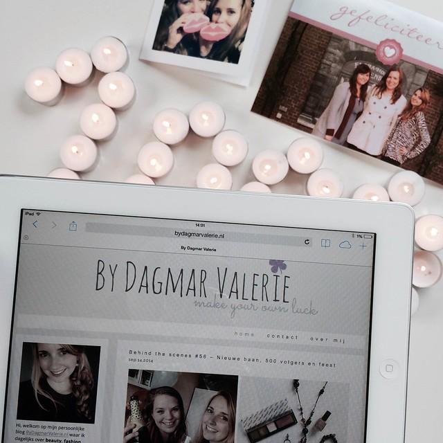 1000 volgers Dagmar Valerie blog Bloglovin
