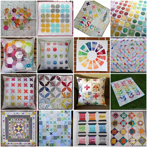 Instagram Mini Quilt Inspiration Mosaic