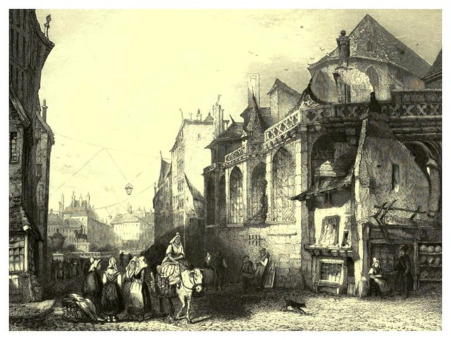 010-St. Germain L'Auxerrois-Paris-The gallery of British engravings…