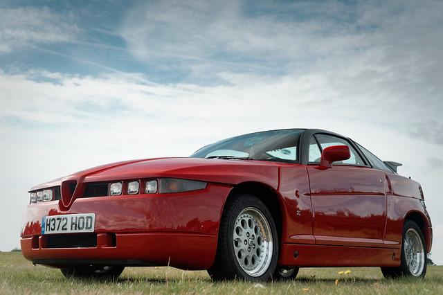 SZ (ES-30) - Alfa Romeo