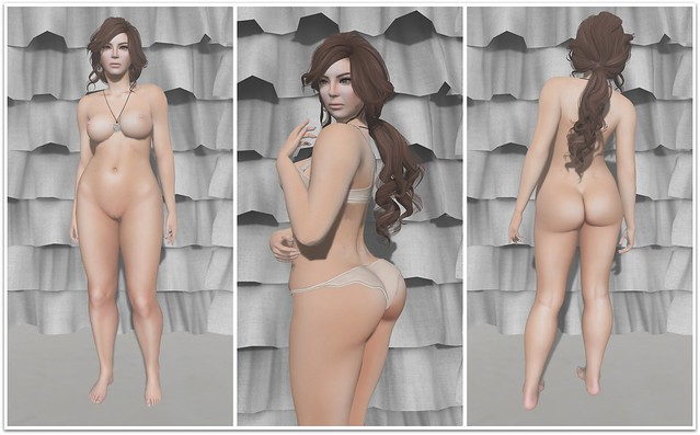 NSFW: Belleza Venus fitted mesh body
