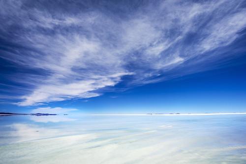 Salt Flats - Salar de Uyuni - Bolivia