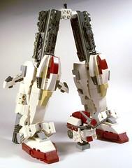 X-Wing Gundam V2 (WIP 2)