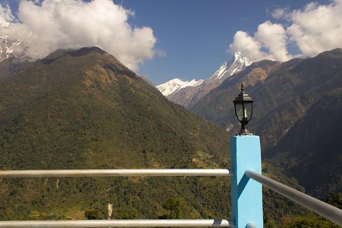 nepal camp trek base annapurna himalayas 2012 chomrong chhomrong ghandruk westernregion