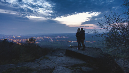 city uk trees light sunset portrait england people west beautiful fog night clouds canon dark landscape outside photography eos lights countryside haze scenery couple moody natural yorkshire scenic inside otley efs1022mm chevin not 40d scenicsnotjustlandscapes