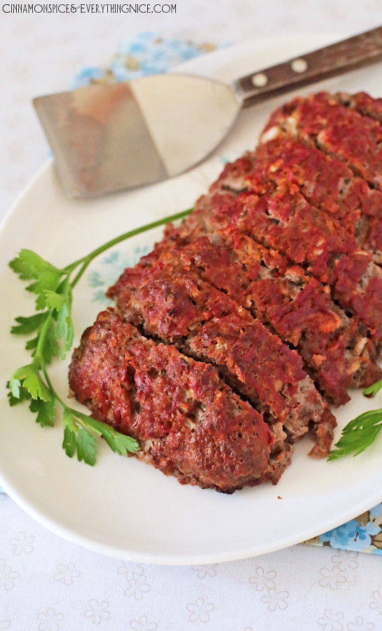 Cheesy Tex-Mex Meatloaf