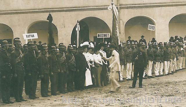 Congesul Pompierilor satu Mare 1908