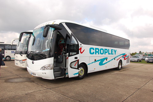 Cropley Coaches 5406 UB (c) Colin Apps