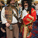 Small photo of Hook and Smee