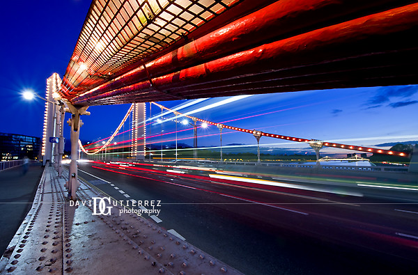 Chelsea Bridge Light