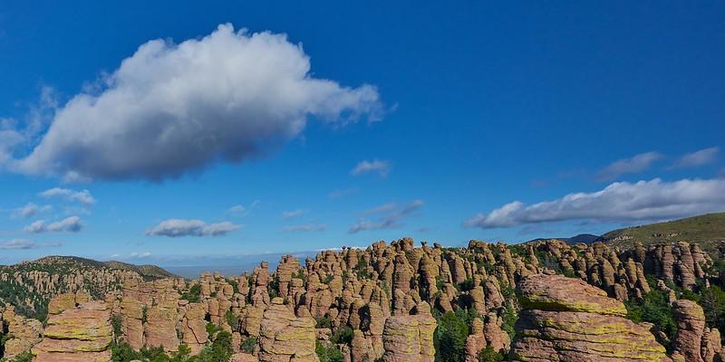 Panorama - Chiricahua National Monument