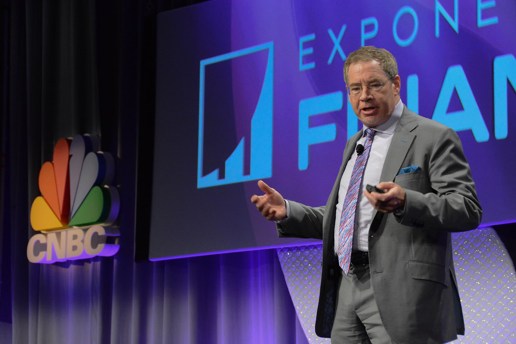 Exponential Finance | The Transformation of Financial Services, Larry Keeley, President and Cofounder, Doblin Group, Director, Deloitte Consulting.