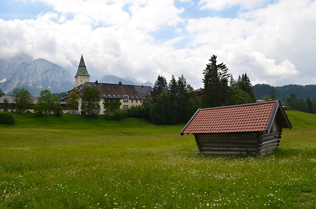 Schloss Elmau, Elmau, Germany