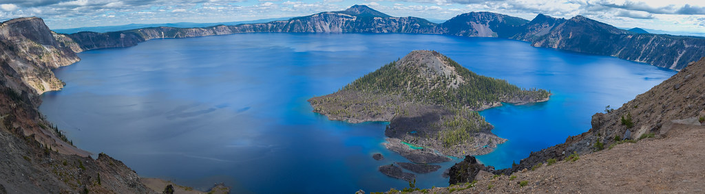 Oregon. Crater Lake