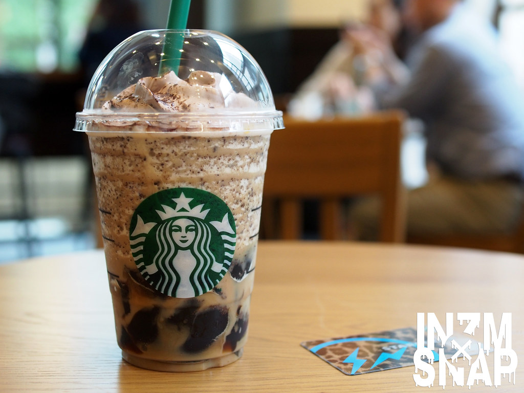 Double Chocolate Coffee Jelly Frappuccino®