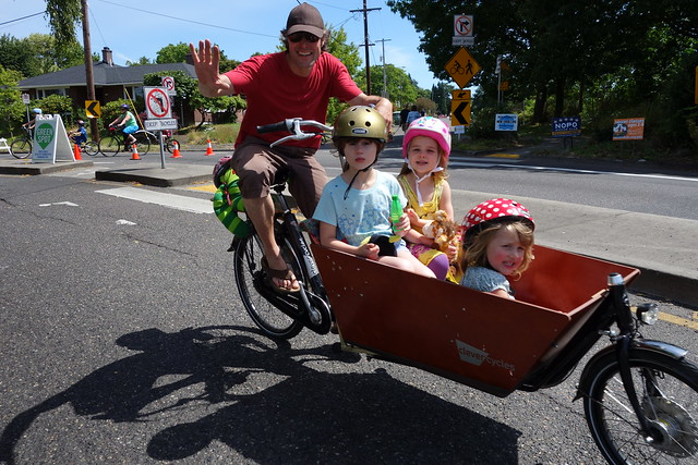 North Portland Sunday Parkways 2014