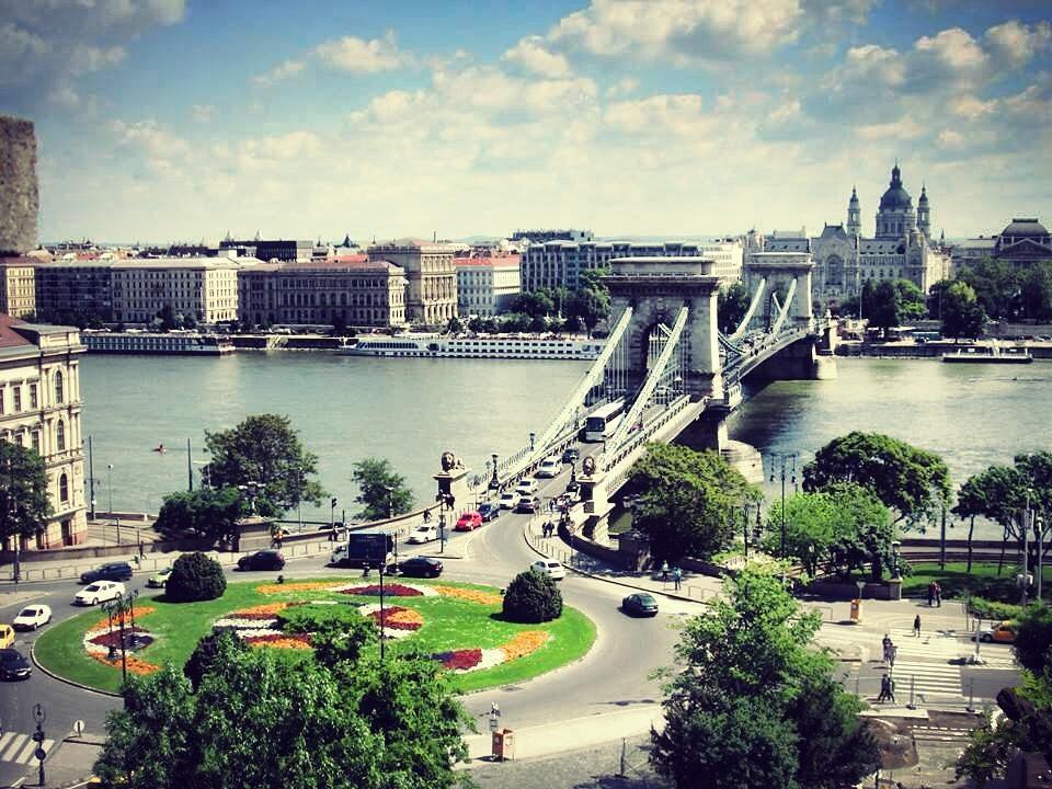 Budapest, Europe, Eurotrip