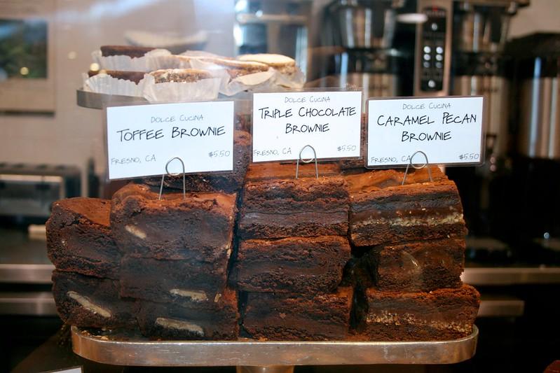dean & deluca brownies