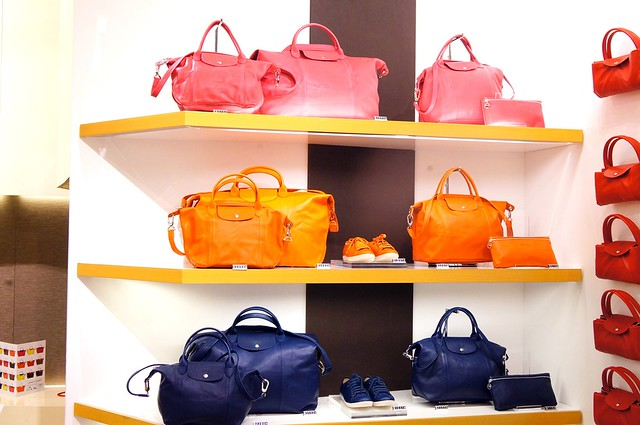 Personalize your Longchamp Le Pliage Cuir at Pavilion Malaysia-002