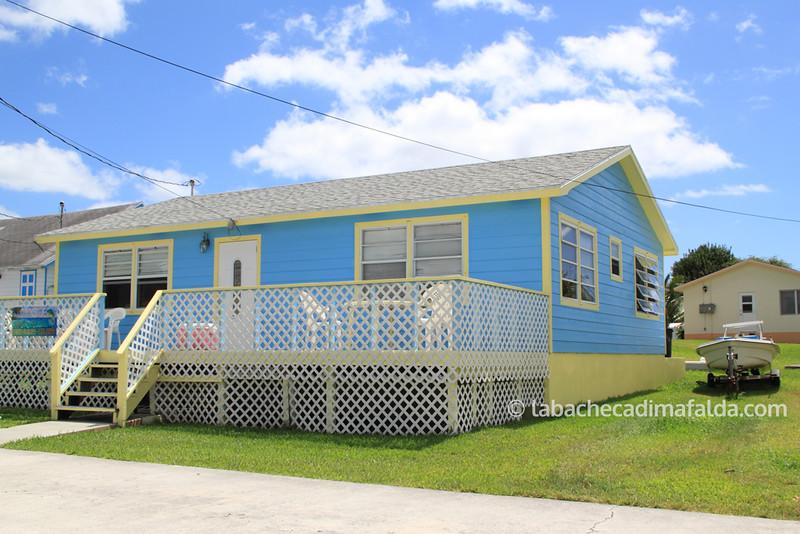 cherokee sound, bahamian style house