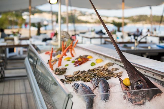 The Harbour Club Ibiza, Ibiza restaurant 72