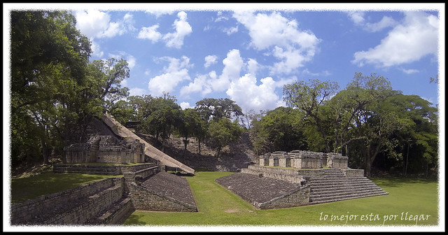 Ruinas Maya de Copán, Honduras